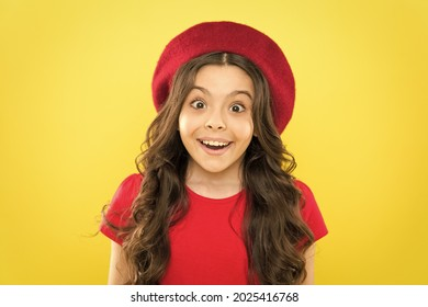 Emotional expression. Tips and tricks to loosen up in front of camera. Acting school for children. Girl artistic kid practicing acting skill. Acting academy. Playful teen model. Acting skills concept