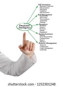 Emotional intelligence Domains