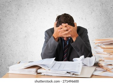 Emotional Stress, Working, Occupation.