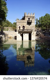 Emperor Fasilides' Bath is one of Gondar's important World Heritage sites. The bath still plays a key role in the spiritual lives of Ethiopian Orthodox Christians especially during Timkat (Epiphany)