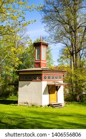 Emperor's outhouse, Träskända Manor (Aurora Park), Espoo, Finland