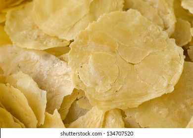 Emping blinjo, melinjo or belinjo chips; Non sharpen file