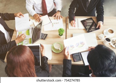Employee or Marketing Teams are jointly Meta Analysis of Strengths, weaknesses and product. Including brainstorming to plan for Cooperation with Business Partners and Stockholder a part of success.