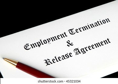 Employment Termination and Release Agreement