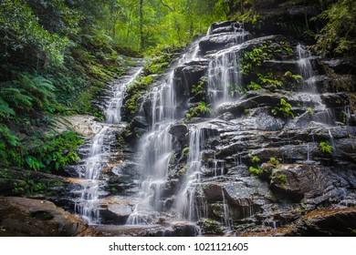 Empress Falls Blue Mountains National Park
