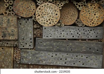 Empty apiary