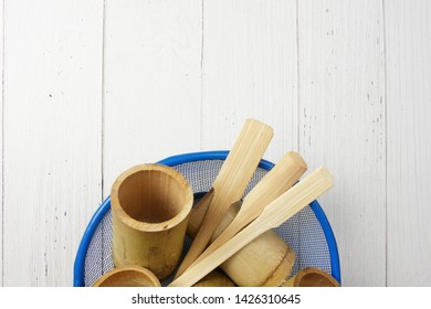 Bamboo Containers Images, Stock Photos & Vectors | Shutterstock