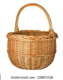 Empty basket