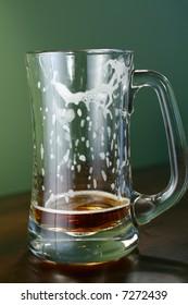Empty Beer