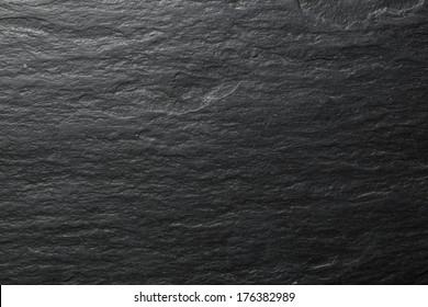 empty black stone background