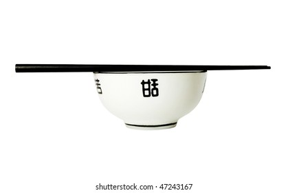 Empty bowl for japan food