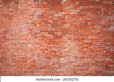 Empty Brick wall background.