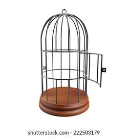 open bird cage stock images royaltyfree images amp vectors