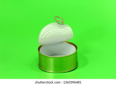 empty canned food