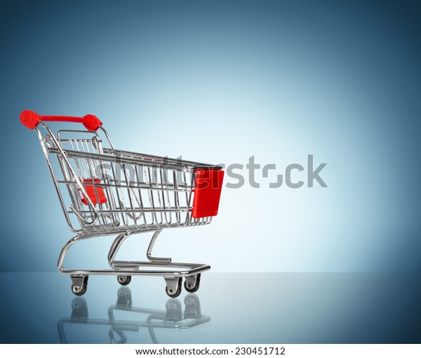 empty cart, crisis of home finance
