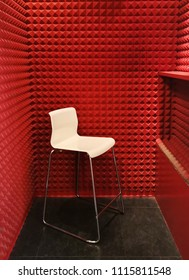 empty chair absence concept