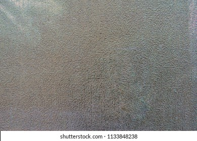 empty and clean background or wallpaper with abstract corrugated texture of paper or textile material
