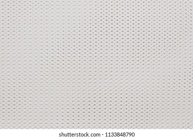 empty and clean background or wallpaper with abstract texture of fabric or textile material a closeup of white color
