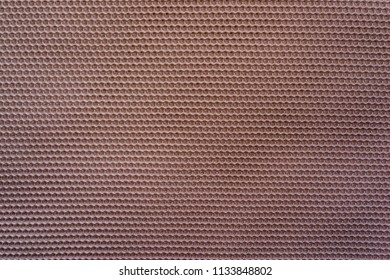 empty and clean background or wallpaper with abstract mesh texture of fabric or textile material a closeup of lilac color