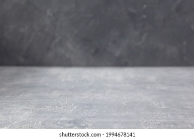 Empty concrete background texture surface in front. Plaster  background wall texture. Grey or gray plaster background