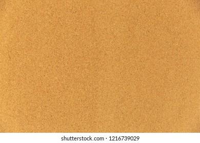 Empty cork board background.