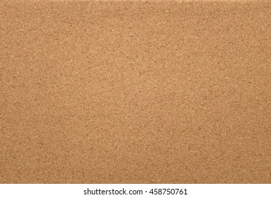 Empty cork pin board as abstract background texture