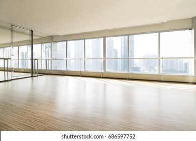 Studio Images, Stock Photos & Vectors | Shutterstock Empty Dance Studio Background