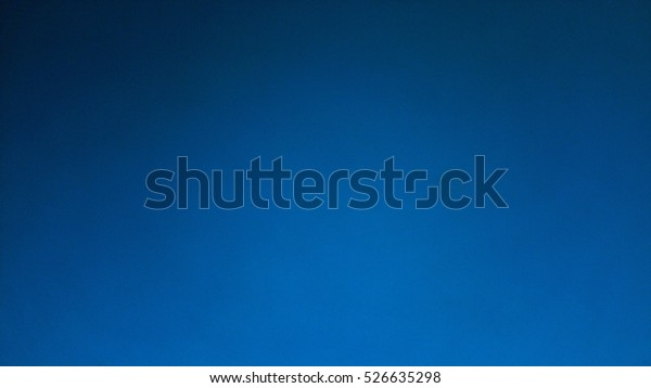 Empty Dark Blue Wall Backdrop Background Stock Photo (Edit Now