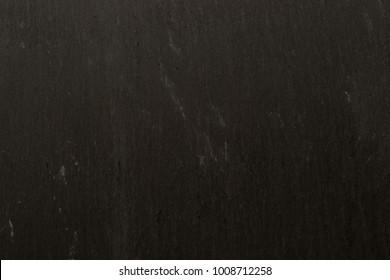 empty dark gray and black slate texture background