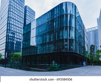 Office Exterior With Empty Footpath In Front Of Modern Office Building Exterior Office Building Exterior Images Stock Photos u0026 Vectors Shutterstock