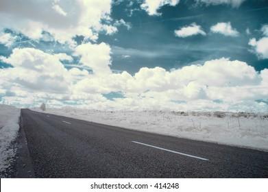 Empty  highway [#4425]