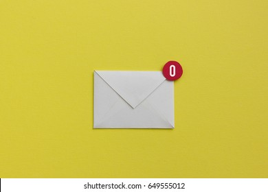 Empty inbox - yeah you made it to zero emails waiting