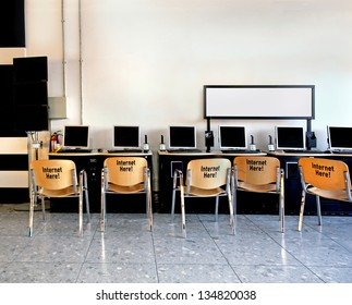 Internetcafe Stock Images RoyaltyFree Images Vectors Shutterstock