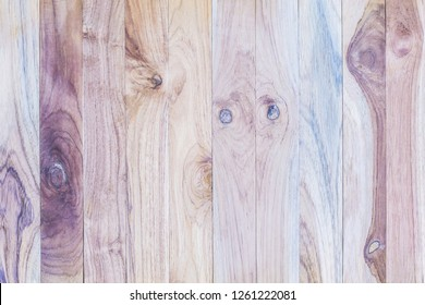 Empty natural plank wood panel surface  pattern texture background