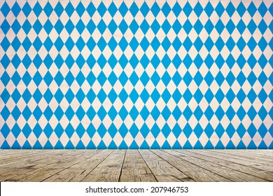 Empty Oktoberfest Background