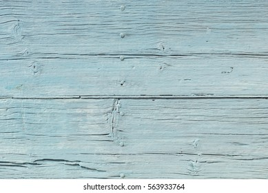 Empty old blue wood texture.