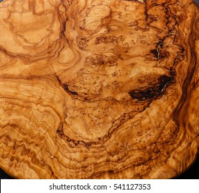 Empty olive wood texture background copy space
