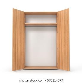 Open Wardrobe Images Stock Photos Vectors