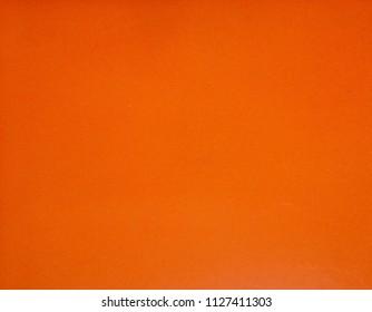 Empty orange paper