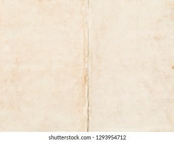 Empty paper background