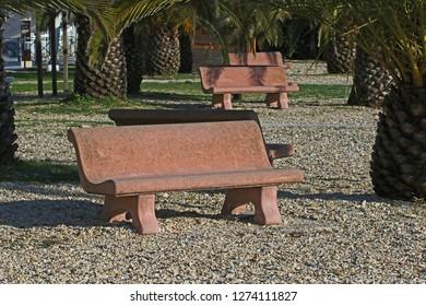 Astonishing Empty Bench Sea Images Stock Photos Vectors Shutterstock Cjindustries Chair Design For Home Cjindustriesco
