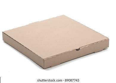 caja de pizza vacía