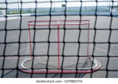 Hockey Net Texture Images, Stock Photos & Vectors | Shutterstock