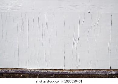 empty poster texture