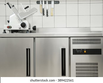 Commercial Kitchen Equipment Images, Stock Photos & Vectors ...