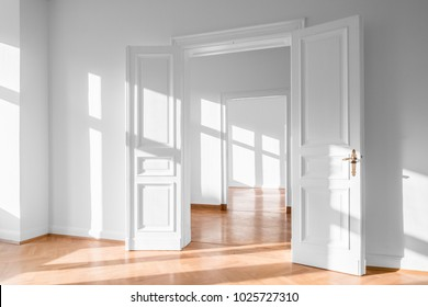 empty room   - real estate interior  -