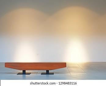 Empty Seat in Silence Corner