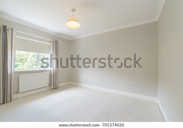 Empty Small Bedroom Stock Photo Edit Now 705374020