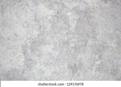 Empty stone stucco wall