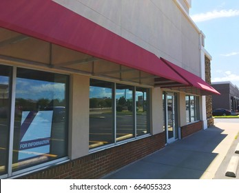 Empty Store Front